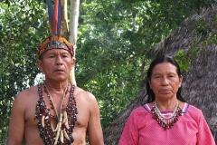 Don Luis & Don Ines im Ritualgewand