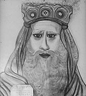 Bild von Wesenheit König Salomon