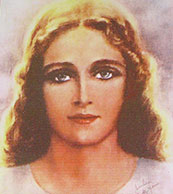 Bild von der Heiligen Maria